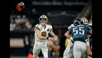 Forecast: Saints fans, we are the 1 percent right now