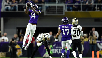 Meaningless Miracle: 2017 playoffs sent Saints, Vikings in very different directions