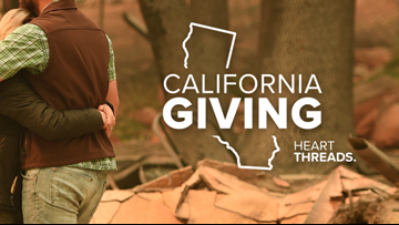 #CaliforniaGiving: Sharing stories from the wildfires and how you can donate to help