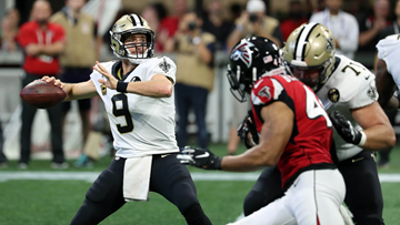 Forecast: Saints are playing great, but Falcons game will be close