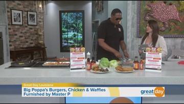 Big Poppa Burgers, Chicken & Waffles