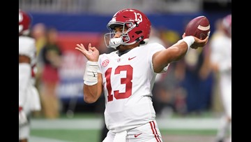 Tua Tagovailoa's dad said he raised son with 'Bible and belt'