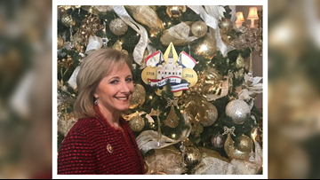 Merry Christmas from the Louisiana Governor's Mansion