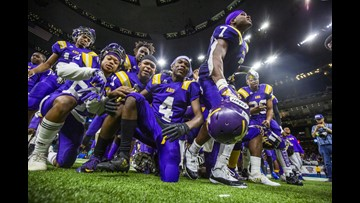 WATCH: Amite Warriors bring home first Class 2A title since 2004