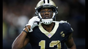 Michael Thomas breaks all-time record in Saints win, held by Odell Beckham Jr.