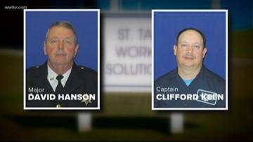 2 ex-St. Tammany sheriff's deputies arraigned in alleged kickback scheme