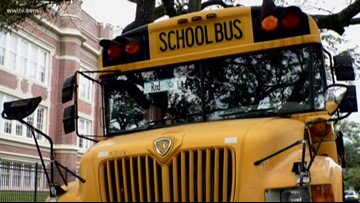 NOPD investigating child abuse after school bus driver filmed beating student