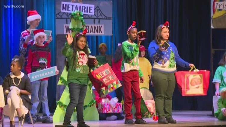St. Michael Special School holds tricentennial holiday showcase
