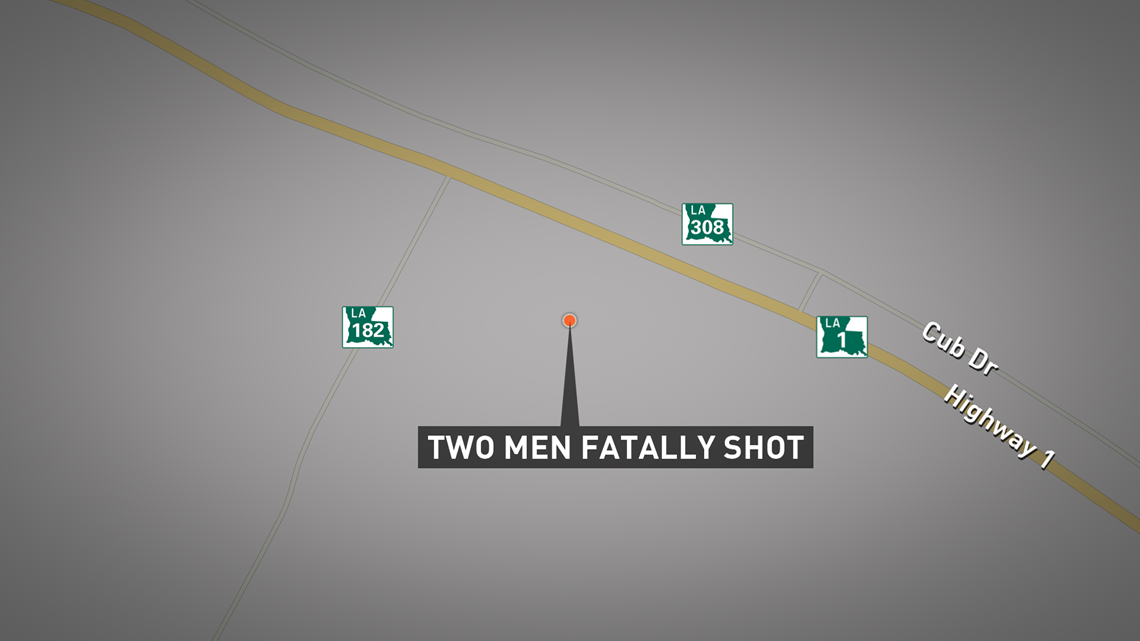 Two men dead after shooting in Raceland home, sheriff's office says