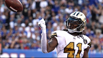 Almost every expert picking Saints over Panthers for Monday night game