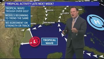 Tropical Update: Thursday Evening