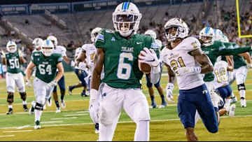 Tulane dominates in home opener, beats FIU 42-14