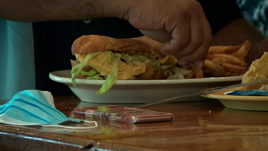 'Things will be okay' | Middendorf's welcomes back customers after storm