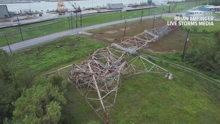Class action lawsuit filed against Entergy over Hurricane Ida outages