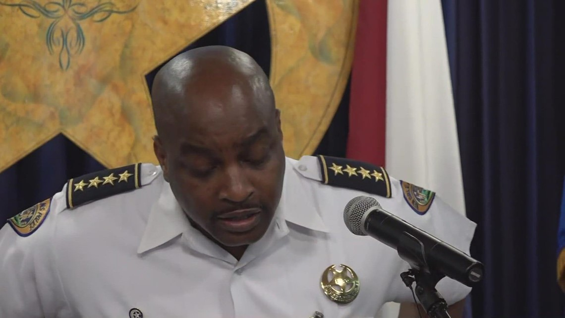 NOPD Superintendent discusses high profile arrests; surge in carjackings