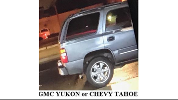 SUV sought after pedestrian killed in hit-and-run on North Claiborne Avenue