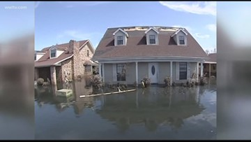 New national flood insurance rates could hit hard in New Orleans