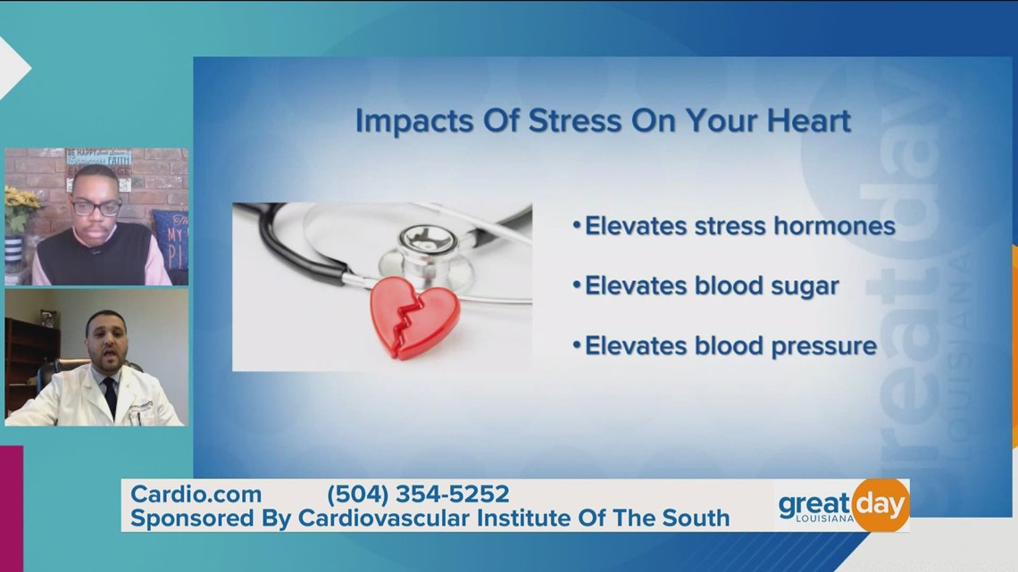 Managing Stress to Stay Heart Healthy