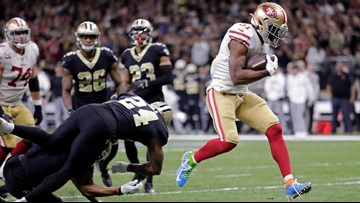 Saints offense, Brees had a great game despite loss against 49ers