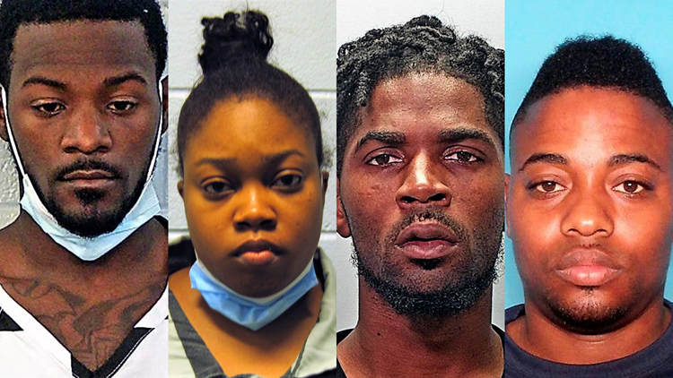 3 arrested, 1 wanted after deadly shooting in St. Bernard Parish