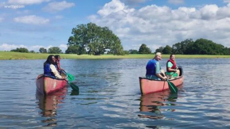 Canoe rentals in City Park benefit New Orleans kids, LOOP NOLA