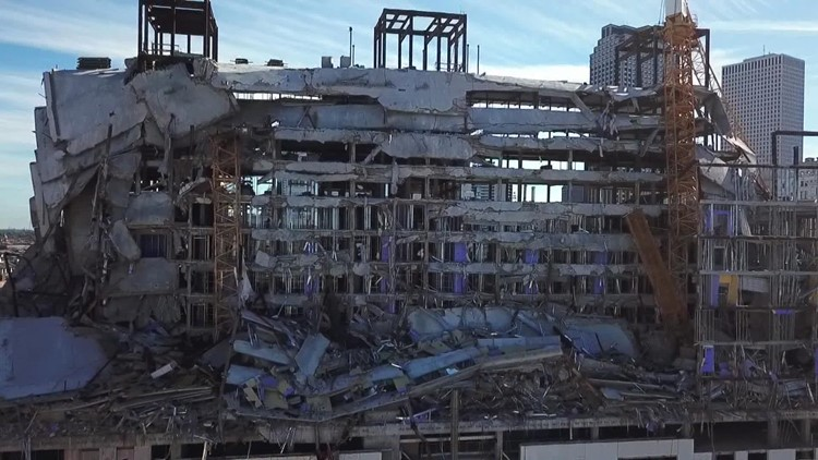 2nd anniversary of Hard Rock collapse: Undersized beams on 16th floor being scrutinized