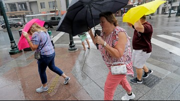 Louisiana locals say national media stoked panic, unnecessary fear of Barry