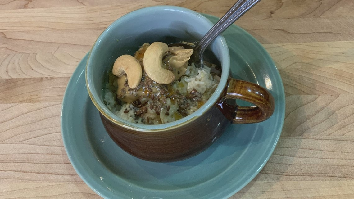 An easy recipe for overnight oatmeal from the Southern Food and Beverage Museum