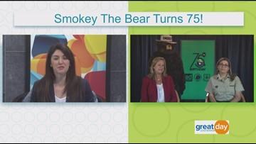 Smokey the Bear turns 75!