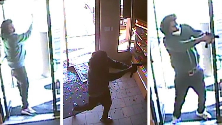 Video shows moment before deadly shootout at Jefferson Gun Outlet