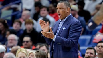 Pelicans extend coach Alvin Gentry's contract through 2021