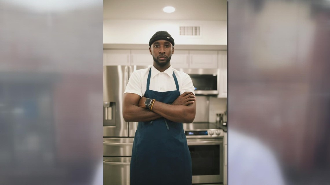 Chef Aristide Williams represents NOLA on Chopped