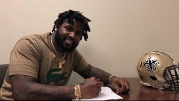Saints sign Giants DE Mario Edwards, Jr.