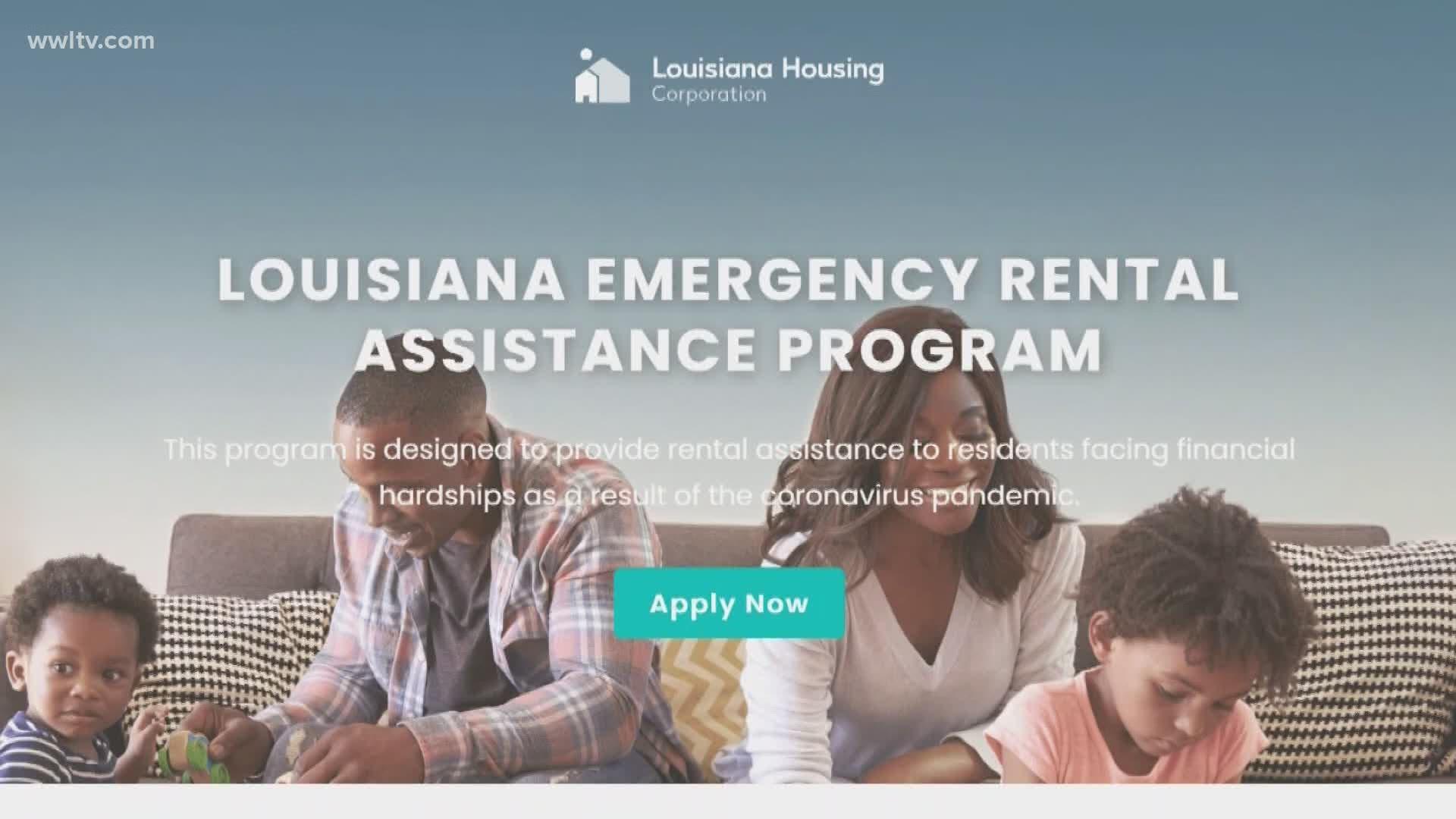 Louisiana Rental Assistance Program Taking Applications Wwltv Com