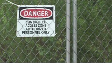 Lawsuit claims city knew about radioactive material in Gert Town for years