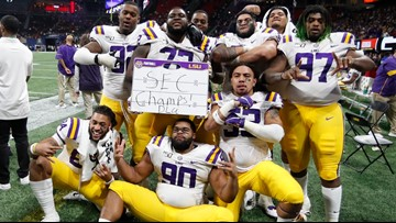 What they're saying nationally about LSU's SEC title win over Georgia
