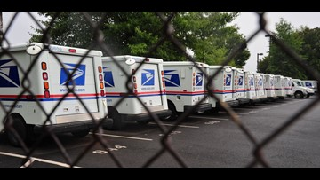 USPS resumes mail delivery after Hurricane Barry