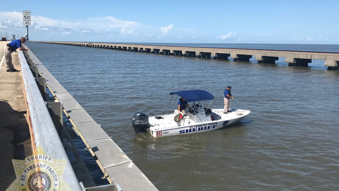 Slidell man reported missing after empty boat found on Lake Pontchartrain