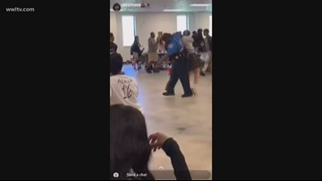 Sheriff defends officer after viral video of him dragging student from school