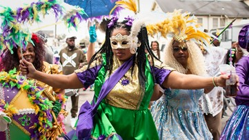 Live Updates: Highlights from Mardi Gras 2020