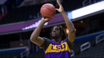 LSU's Naz Reid announces intention to enter NBA draft