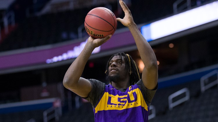 Timberwolves sign undrafted rookie, former LSU Tiger, Naz Reid to multiyear deal