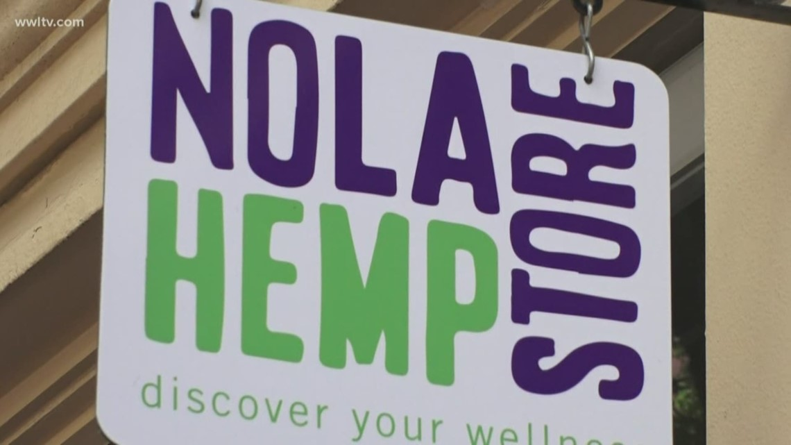 Entrepreneurs flock to New Orleans after CBD, hemp legalization
