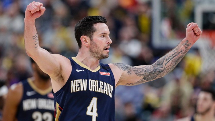 Redick joining ESPN as NBA analyst following retirement