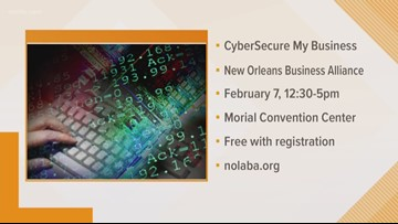Free event offering cyber security advice for small businesses