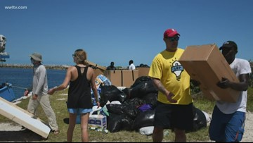'There's just nothing left': New Orleans group in the Bahamas providing Dorian disaster relief