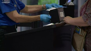 New Orleans TSA agent tests positive for COVID-19