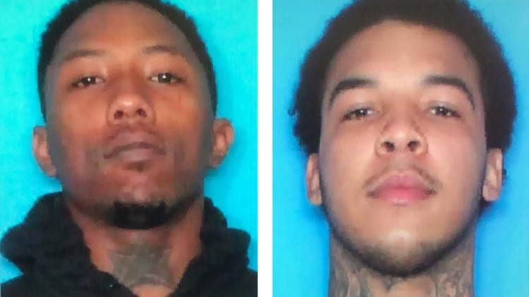 Canal St Mass Shooting Suspects