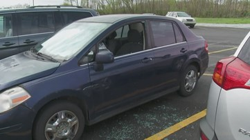 Dong Phuong bakery employees have car windows smashed for 2nd time