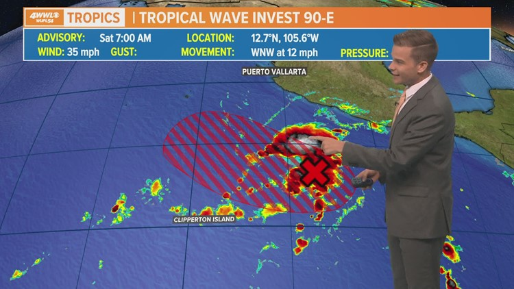 Already? The first tropical storm of 2021 may become earliest named storm on record